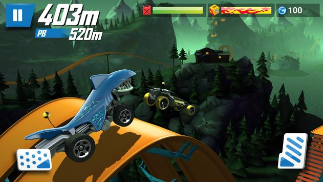 Hot Wheels: Race Off captura de pantalla 5