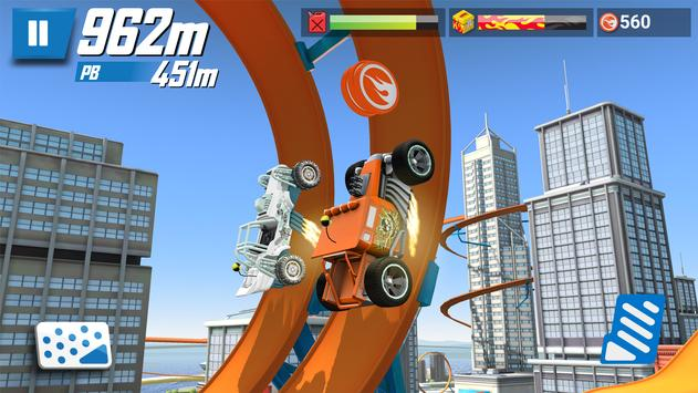 Hot Wheels: Race Off captura de pantalla 1