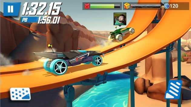 Hot Wheels: Race Off captura de pantalla 2