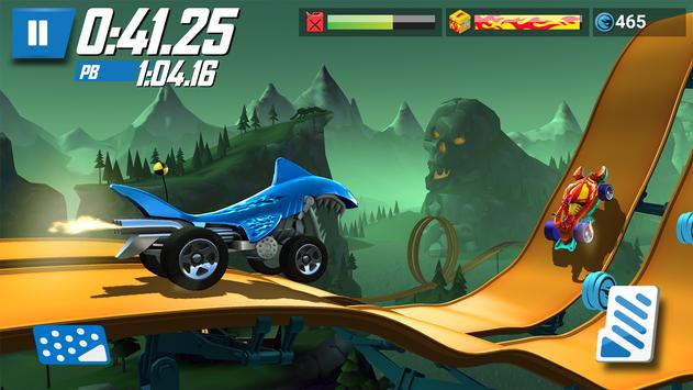 Hot Wheels: Race Off captura de pantalla 3