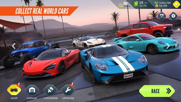 Rebel Racing imagem de tela 6