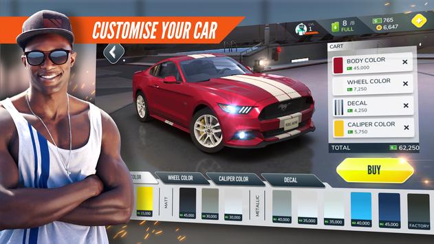 Rebel Racing imagem de tela 9