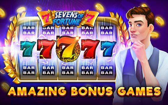 Huuuge Casino ảnh chụp màn hình 19