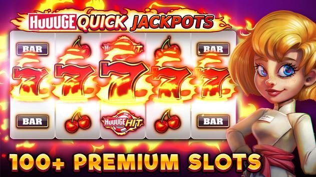 Huuuge Casino screenshot 1