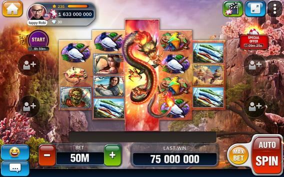 Huuuge Casino screenshot 5
