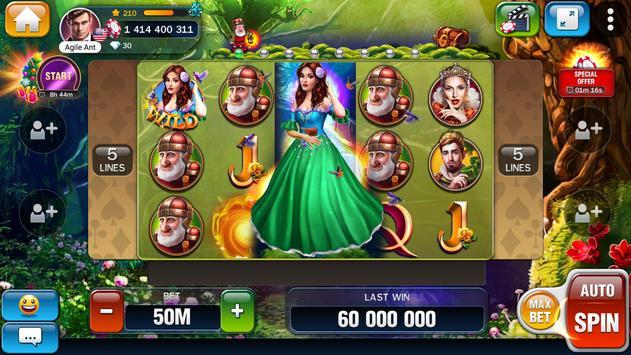 Huuuge Casino ảnh chụp màn hình 6
