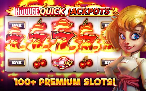 Huuuge Casino screenshot 7