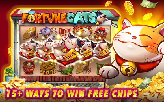 Billionaire Casino™ Slots 777 - Free Vegas Games screenshot 15