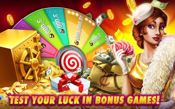 Billionaire Casino™ Slots 777 - Free Vegas Games screenshot 16