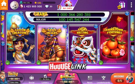 Billionaire Casino™ Slots 777 - Free Vegas Games screenshot 19