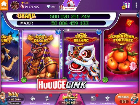 Billionaire Casino screenshot 12