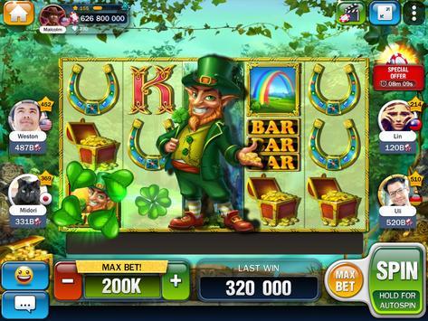 Billionaire Casino™ Slots 777 - Free Vegas Games screenshot 13