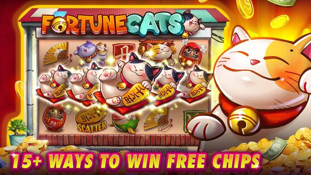 Billionaire Casino™ Slots 777 - Free Vegas Games screenshot 1