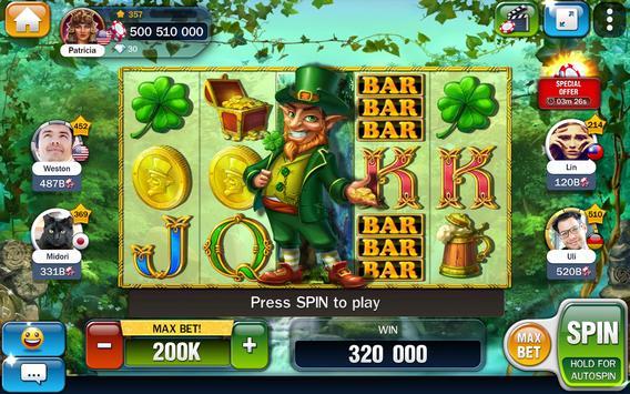 Billionaire Casino™ Slots 777 - Free Vegas Games screenshot 20