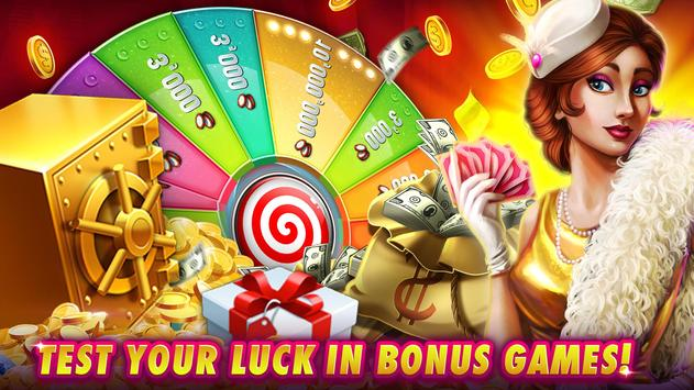 Billionaire Casino™ Slots 777 - Free Vegas Games screenshot 2