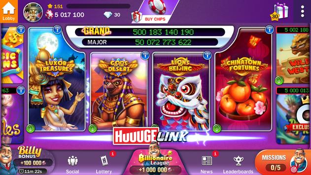 Billionaire Casino™ Slots 777 - Free Vegas Games screenshot 5