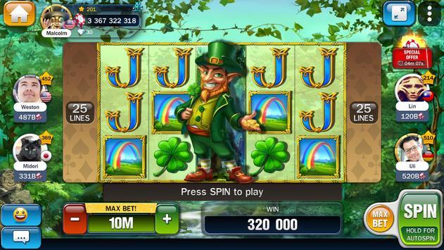 Billionaire Casino captura de pantalla 6