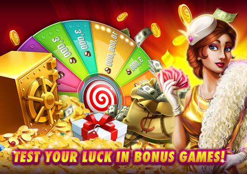 Billionaire Casino™ Slots 777 - Free Vegas Games screenshot 9