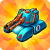 Huuuge Little Tanks - Merge Game icon