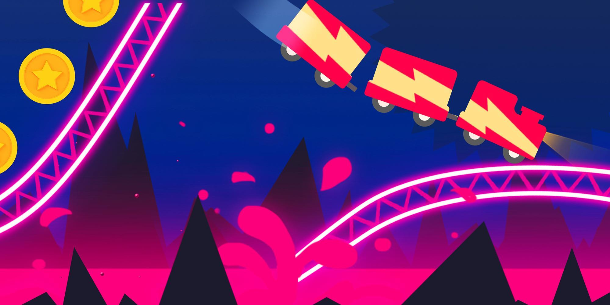 Rollercoaster Dash for Android - APK Download