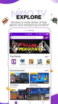 Nimo TV screenshot 2
