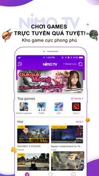 Nimo TV ảnh chụp màn hình 2