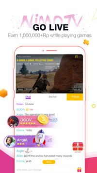 Nimo TV for Streamer - Go Live 截图 1