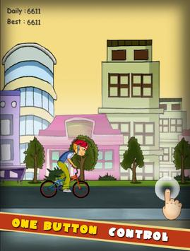 Wheelie starz  - the ultimate wheelie challenge poster