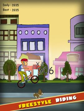 Wheelie starz  - the ultimate wheelie challenge screenshot 2