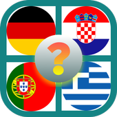 Flags of Europe icon