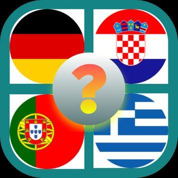 Flags of Europe screenshot 1