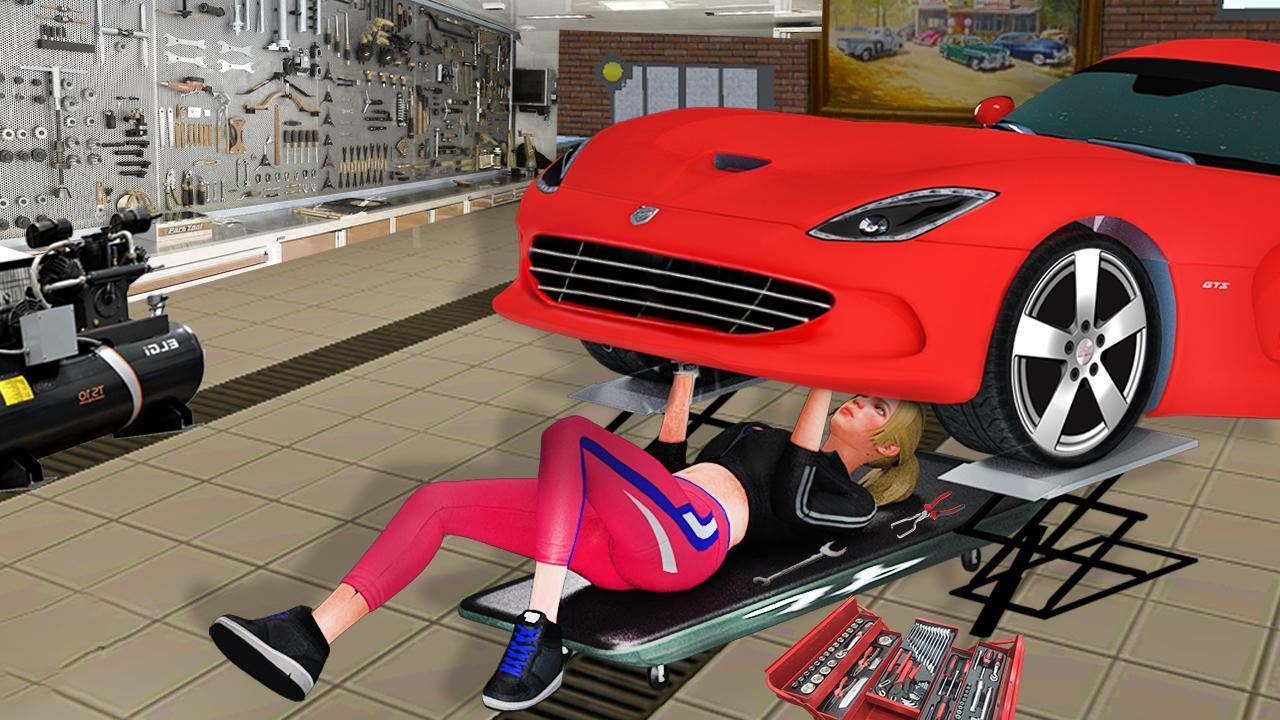 Car Mechanic Simulator 2021 - Car Repairer Game for Android - APK Download