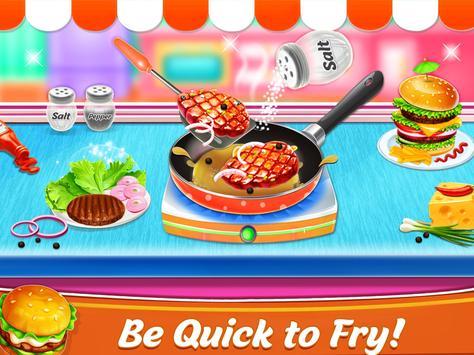 Burger  Cooking  Game:  Fast  Food  Maker screenshot 11