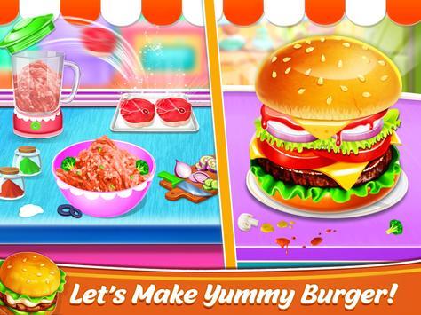 Burger  Cooking  Game:  Fast  Food  Maker screenshot 12