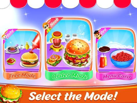 Burger  Cooking  Game:  Fast  Food  Maker screenshot 13