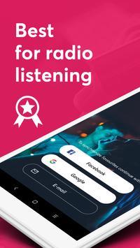 集网络收音机及在线广播于一体——Replaio 收音机 海報