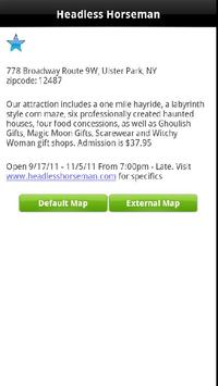 Find Local Haunted Houses screenshot 1