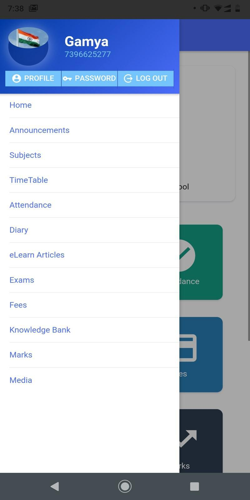 Crown eLearn Student / Parent Portal for Android - APK Download