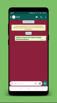 Kutipan Mutiara Islam screenshot 4