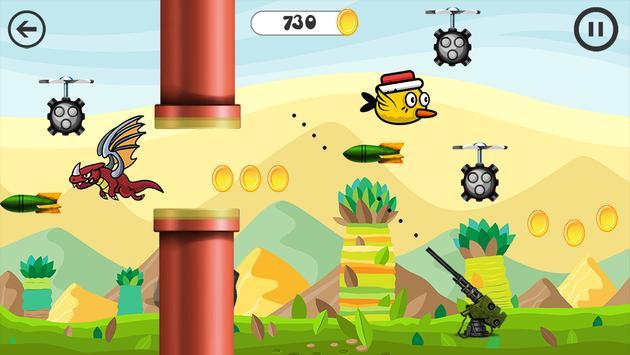 Happy Traveling Bird screenshot 2