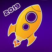 Space Rocket Go icon