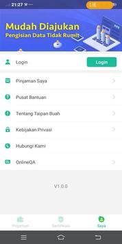 Taipan Buah screenshot 1