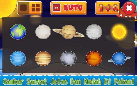 Belajar Mengenal Tata Surya screenshot 10
