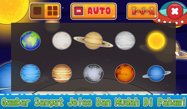 Belajar Mengenal Tata Surya screenshot 17