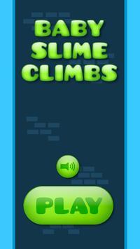 Baby Slime Climb the Tower: Green Splash Warrior screenshot 1