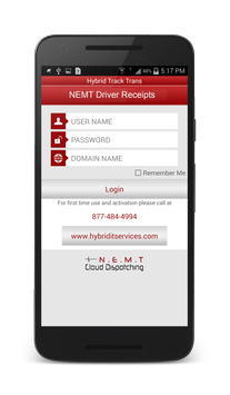NEMT Driver Receipts screenshot 7