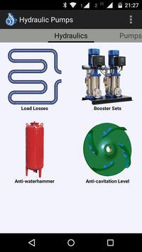Hydraulic Pumps Plakat