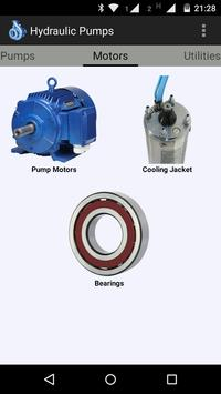 Hydraulic Pumps Screenshot 2