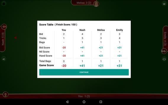 Spades screenshot 10