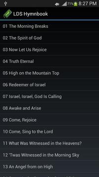 LDS Hymnbook screenshot 1